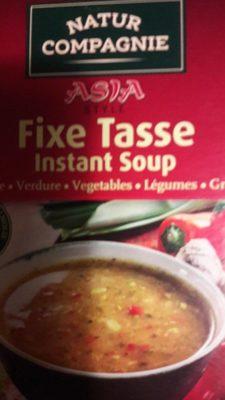 Tasse Instant Asia - Product