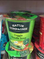 VEGGIE NOODLE SOUP POT INSTANTANEE - Product - fr