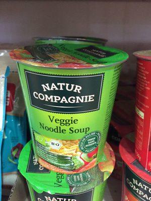 VEGGIE NOODLE SOUP POT INSTANTANEE - Product