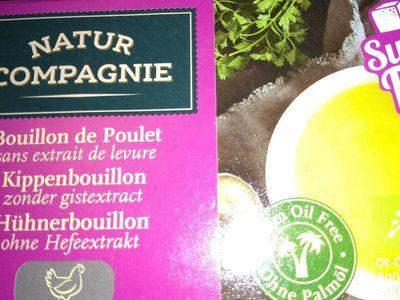 Bouillon de poulet - Product - fr