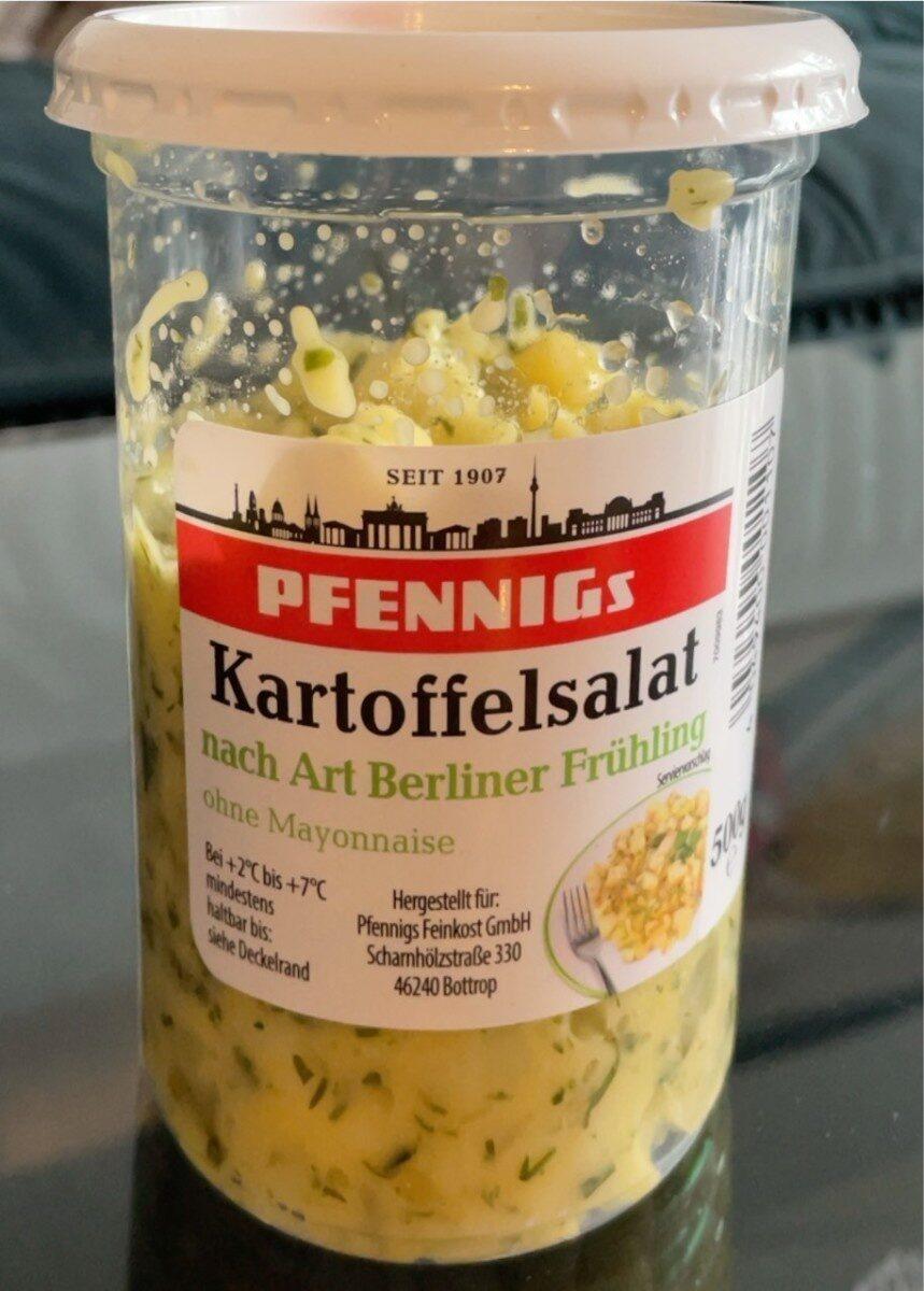 Kartoffelsalat nach Art Berliner Frühling - Produkt - de