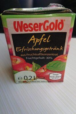 Apfel Erfrischungsgetränk - Produkt - de