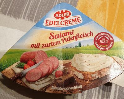Salami mit zartem Putenfleisch - Product