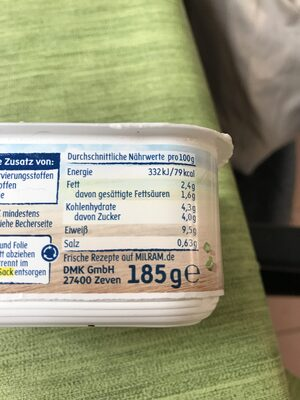 Frühlings Quark - Product - en