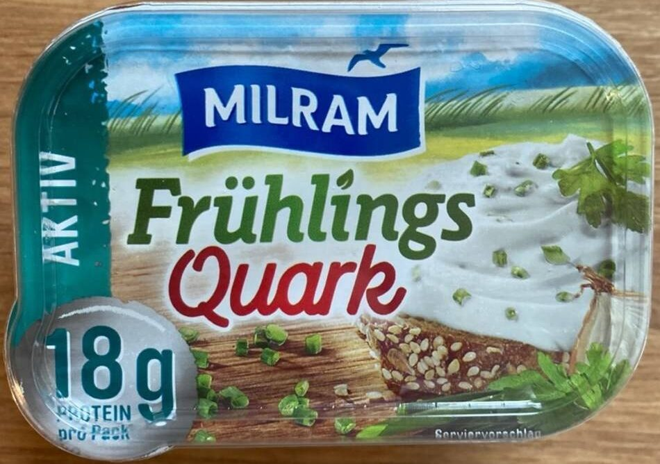 Frühlingsquark - Produit - de