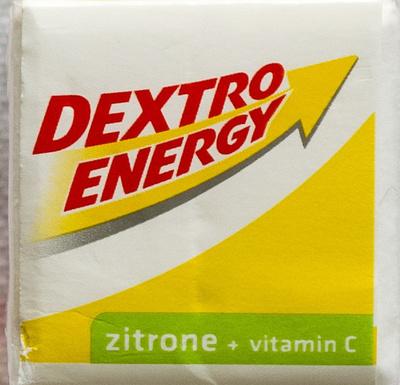 Dextro Energy Vitamin C Zitrone - Prodotto - de
