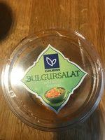 Kühlmann Bulgursalat - Produkt - fr