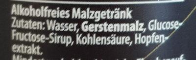 Karamalz - Ingrediënten - de