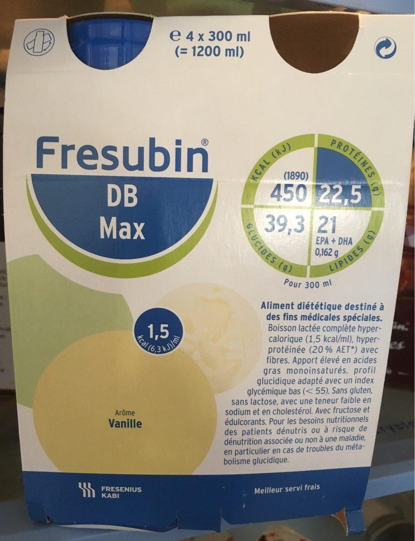 Fresubin db max - Produit - fr