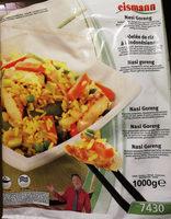 Nasi Goreng - Prodotto