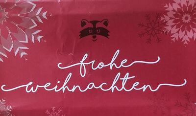 Frohe Weihnachten - Produit - de