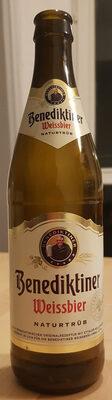Benediktiner Weissbier - Produit - fr