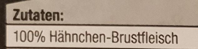 Geschnetzeltes aus dem Hähnchenbrustfilet geschnitten, frisch - Ingrédients - de