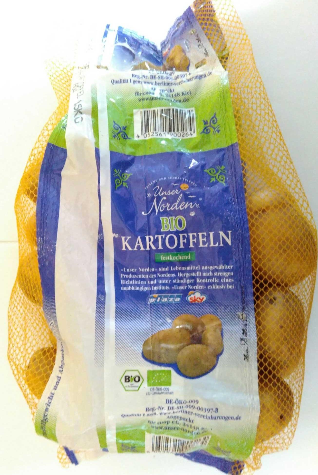 Bio Kartoffeln festkochend - Produit - de