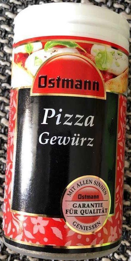 Pizza Gewürz - Product