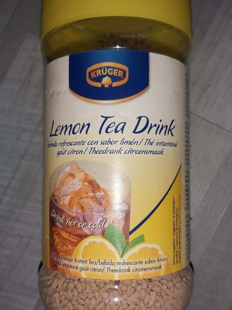 Lemon tea drink - Product - fr