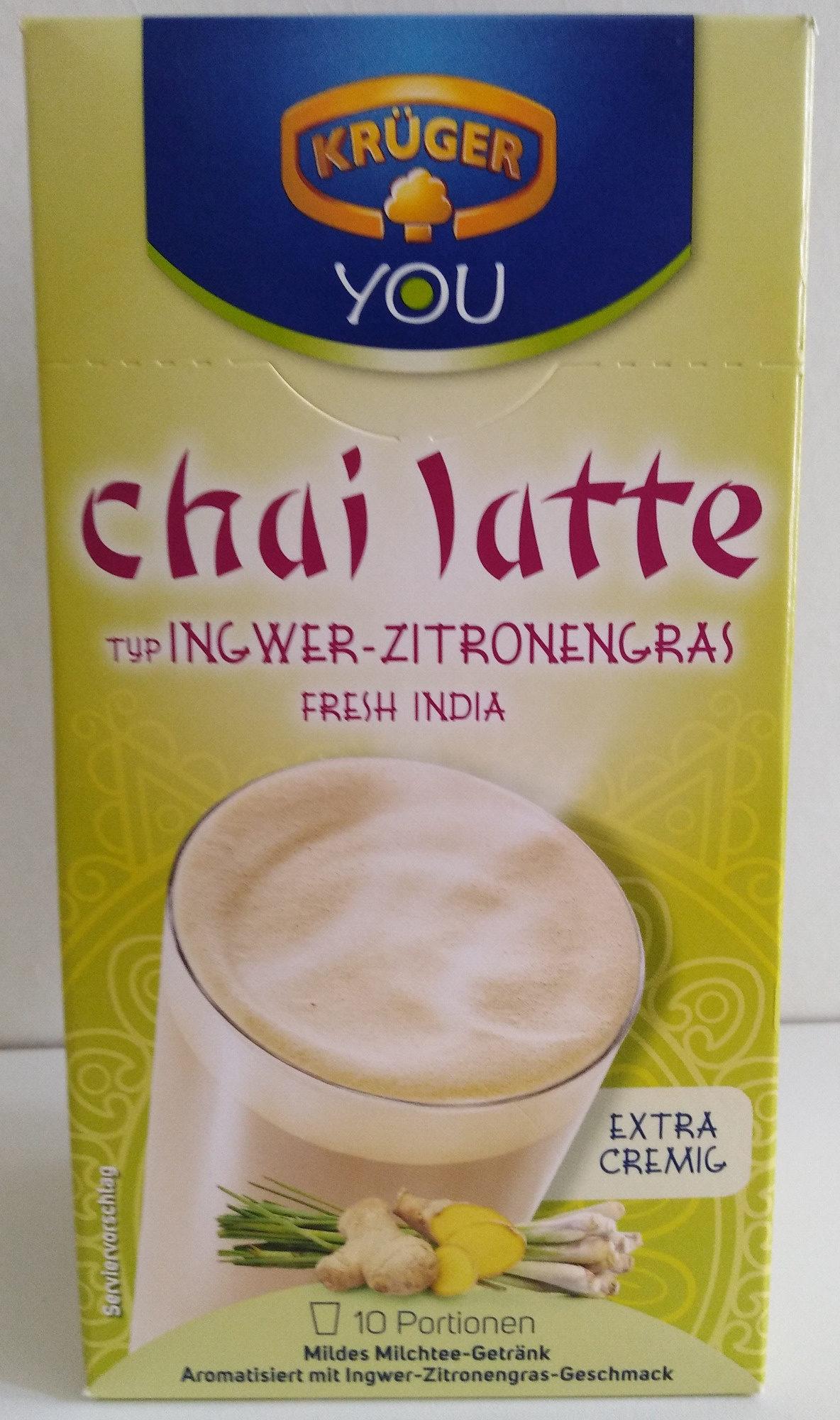 Chai Latte Fresh India - Product - de