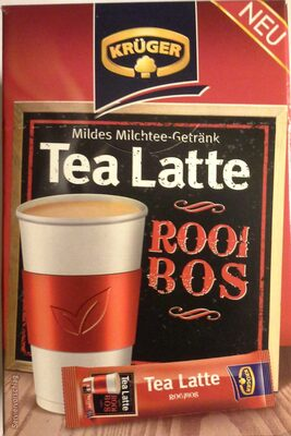 Tea Latte rooibos - Produit