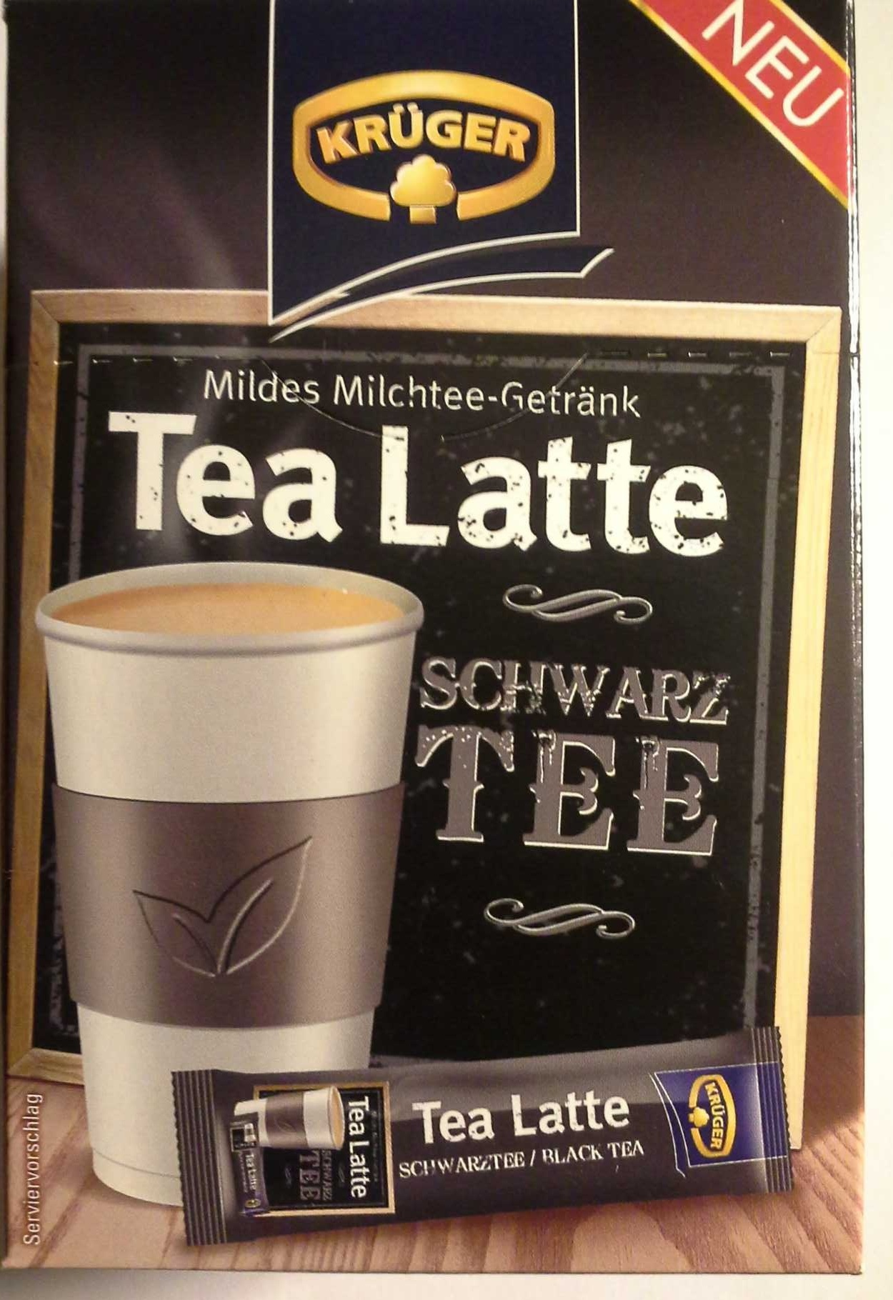 Tea Latte - Product - en
