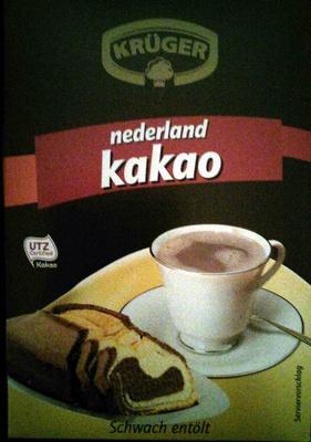 nederland kakao - Produit - de