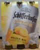 Schöfferhofer Zitrone -