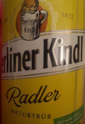 Berliner Kindl Radler - Product