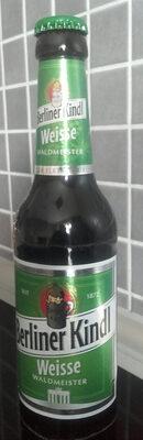 Berliner Kindl Weisse Waldmeister - Product