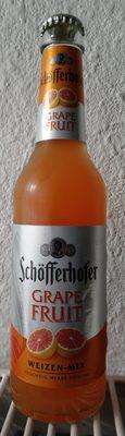 Schöfferhofer Hefeweizen Mix, Grapefruit - Product