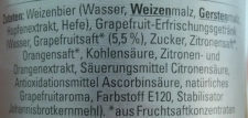 Schöfferhofer Hefeweizen Mix, Grapefruit - Ingrediënten
