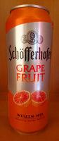 Schöfferhofer Grape Fruit - Producte - de