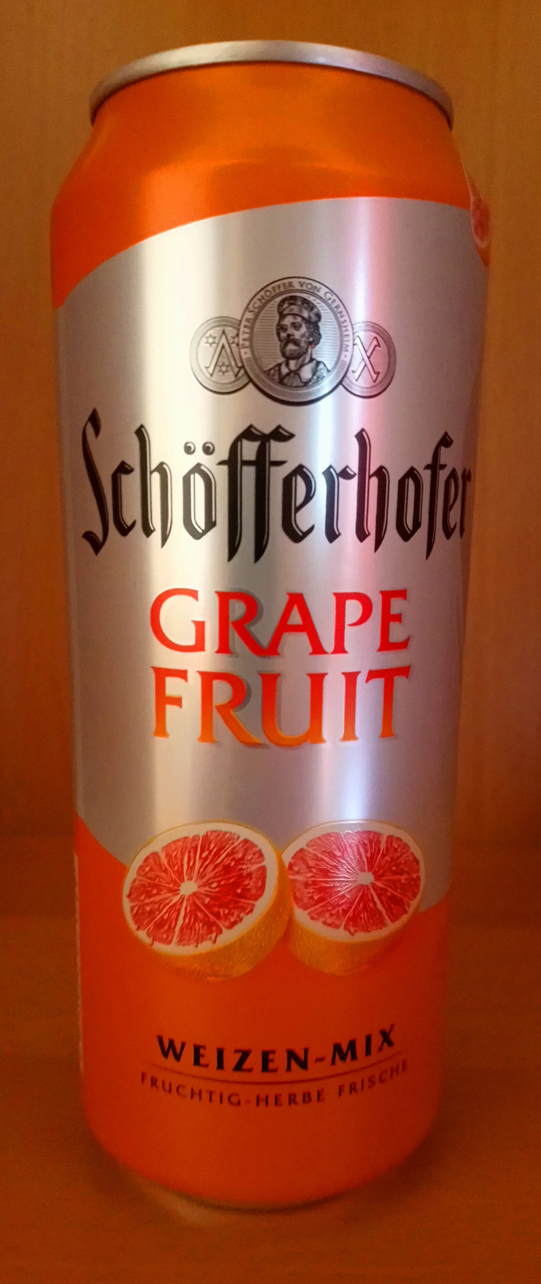 Schöfferhofer Grape Fruit - Producto - de