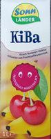 KiBa Kirsch-Bananen-Nektar - Produkt