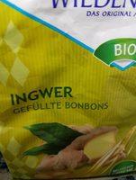 Wiedenbauer Bonbon Ingwer - Produit - fr