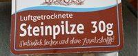 Steinpilze luftgetrocknet - Produkt - de
