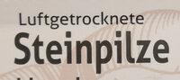 Steinpilze luftgetrocknet - Zutaten - de