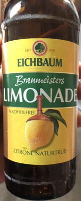 Braumeisters Limonade Zitrone naturtrüb - Prodotto - de