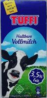 Haltbare Vollmilch 3,5 % Fett - Product