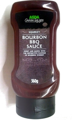 Bourbon BBQ Sauce - Product - en