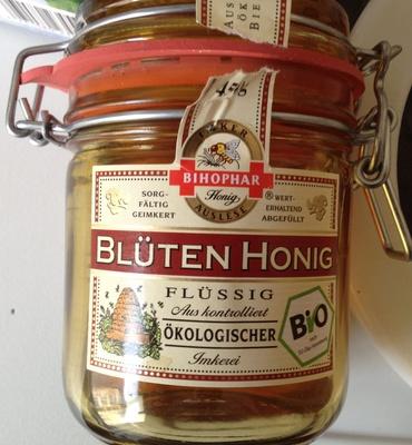 Blüten Honig - Product