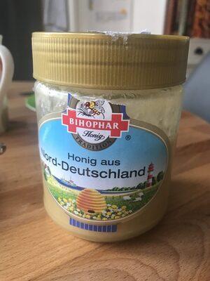 Bihophar Honig aus Nord-Deutschland - Prodotto - de