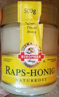 Raps-Honig Naturkost - Product - de
