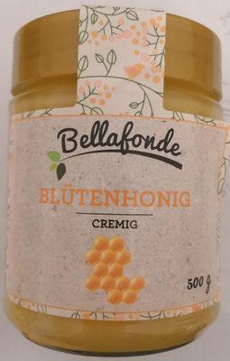 Bellafonde Blütenhonig cremig - Product - de