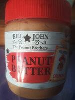 Peanut butter - Prodotto - de