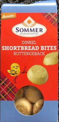 Dinkel shortbread bites - Prodotto - de