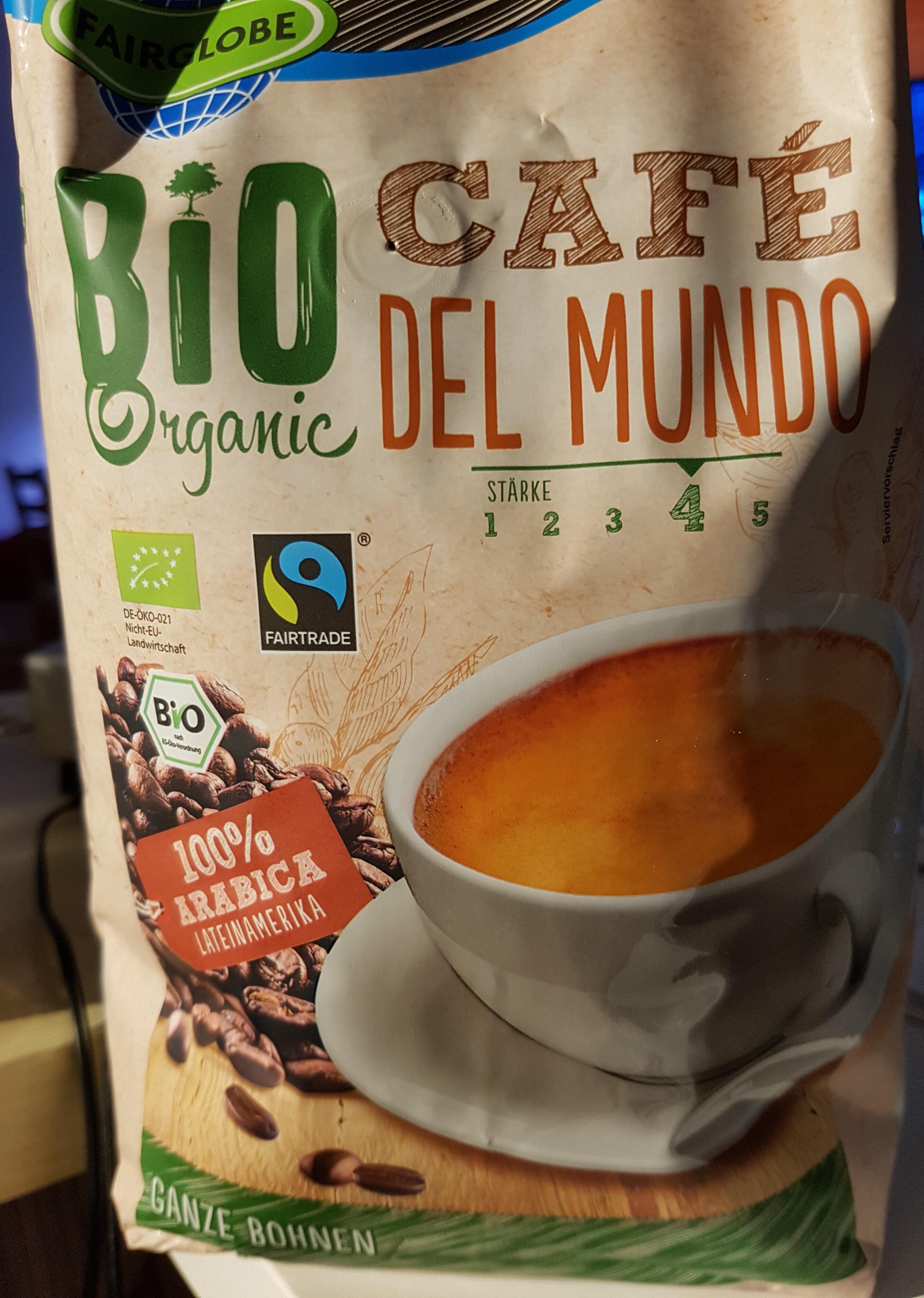 Café del mundo - Product