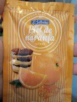 Piel de naranja rallada - Prodotto - en