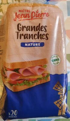 Grandes Tranches Nature - Produit - fr
