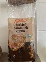 Pain de Mie Spécial Sandwich Complet - Product - fr