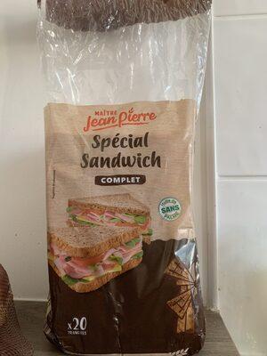 Pain de Mie Spécial Sandwich Complet - Prodotto - fr