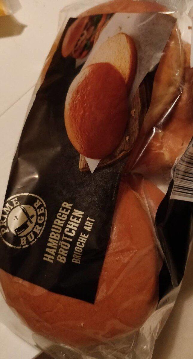 Hamburger Brötchen - Produit